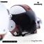 ARROW-AV-84-Vintage-D-white-casque-Jet-Vespa-moto-scooter-helmet-XS-S-M-L-XXL