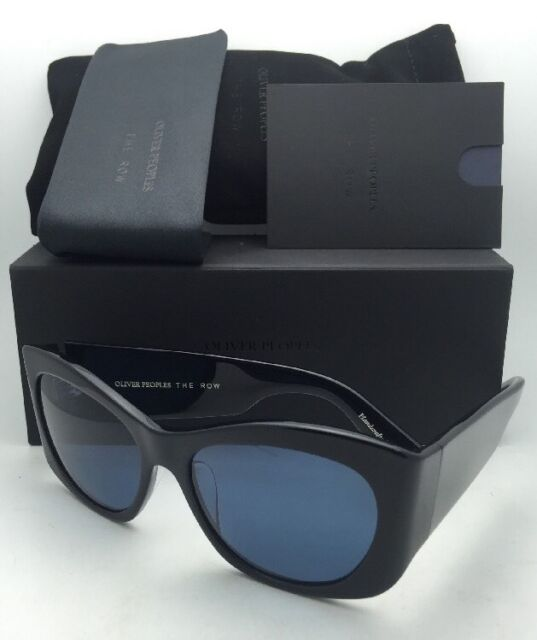 W Lenses The Sunglasses 100580 Black Me 5333su Peoples Bother Row Oliver Blue thrxCQsdB
