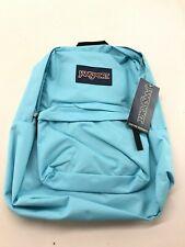 Js00t5010dc for sale online JanSport Superbreak School Backpack Blue Topaz
