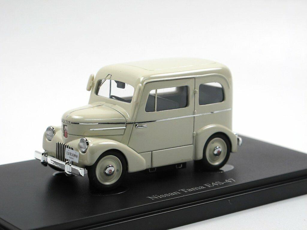 Autocult 03011  - 1947 Nissan Tama e4s-47 précoce voiture électrique Japon-Modèle 1 43  font des activités d'escompte