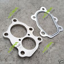 FOR 200Sx 180Sx Ca18 Sr20 T25 Gt25 T28 Gt28R Turbo Exhaust Downpipe Flange 7254