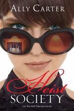 Heist Society by Ally Carter (2011, Paperback) BRAND NEW!!