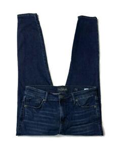 Lucky-Brand-Dark-Wash-Ava-Skinny-Women-039-s-Jeans-Size-8-29