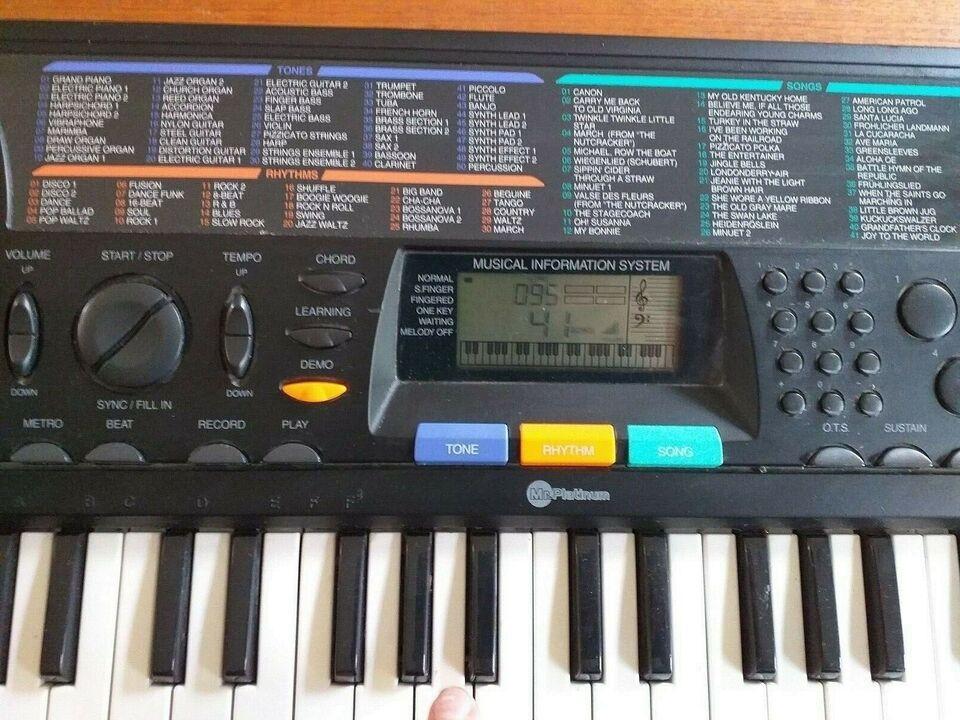 Keyboard, Mr.plalinum Midi