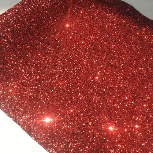 Chunky Glitter Wallpaper 3D Grade 3 Fabric BLING 54cm Full Wide SOLD BY METER