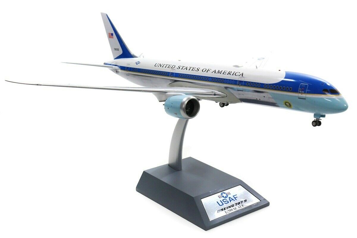 Bbox Wbusaf78901p 1 200 USAF Boeing 787-9 Air Force One 78000 Poliert   Stand