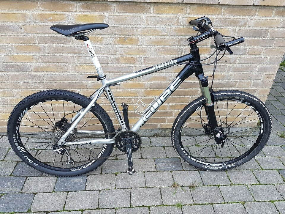 Cube Acid, hardtail, 27 gear