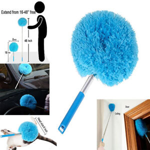 Microfiber Duster Cleaning Spider Web Cobweb Washable