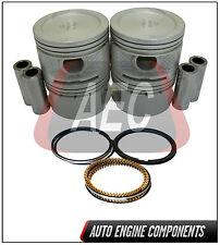 Piston & Ring Kit Fits Chrysler Daytona Dakota Shadow 2.5 L VIN K  #PR025