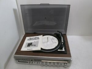Panasonic-SE-2680-receiver-turntable-record-Player-8-Track-Stereo-Recorder-PARTS