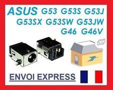 conector de carga DC entrada de conexión Jack ASUS G53S Alimentación portátil