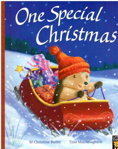 Preschool Bedtime Christmas Story: ONE SPECIAL CHRISTMAS M Christina Butler  NEW