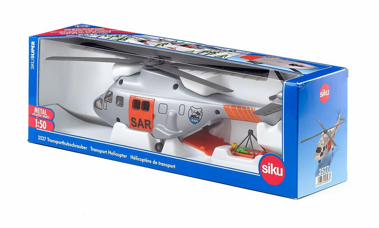 Siku - 1 50 Transport Helicopter - S162527