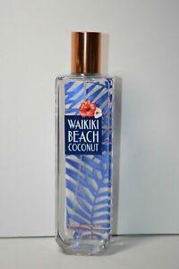 Bath Body Works Waikiki Beach Coconut Fine Fragrance Mist 8 Oz