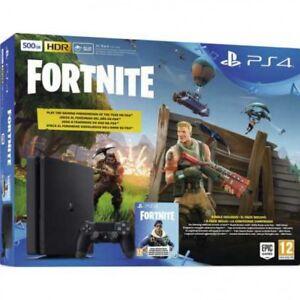 Consola Sony PS4 500GB Fortnite