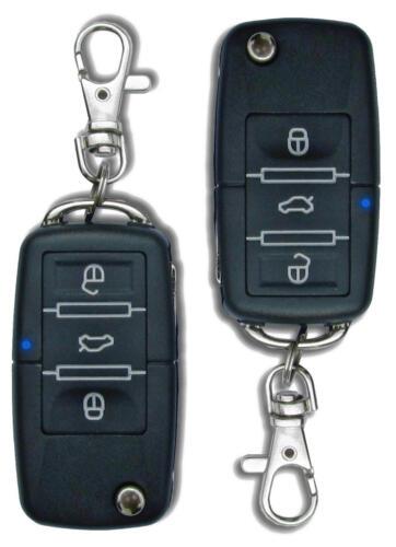 Funkfernbedienung Klappschlüssel ZV Nachrüsten JOM z.B WD21 Nissan Terrano I
