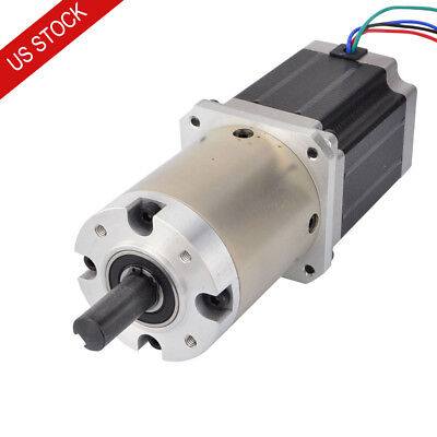 47:1 Planetary Gearbox Nema 23 Gear Schrittmotor 2.8A 4-lead CNC Mill Router