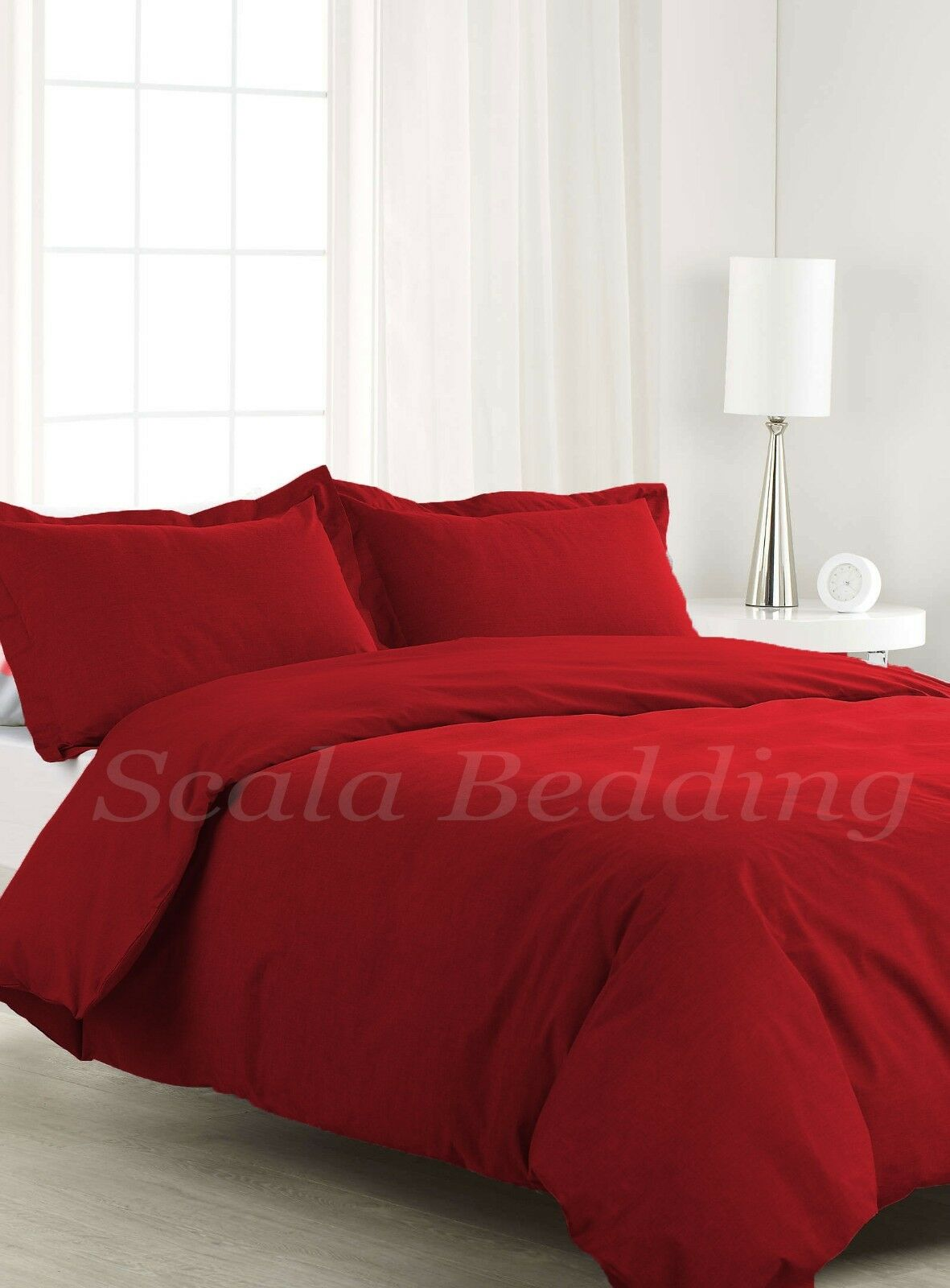 King Calking Size New Solid Duvet cover set 800 TC Egyptian Cotton All colors