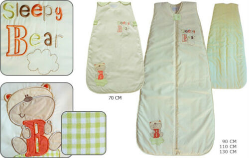 Baby Sleepsack The Dream Bag Baby Sleeping Bag Sleepy Bear 2.5 Tog