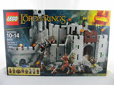 "LEGO Lord of the Rings #9474 ""Battle Helm's Deep"" MISB LOTR 1368 pcs New Retired"