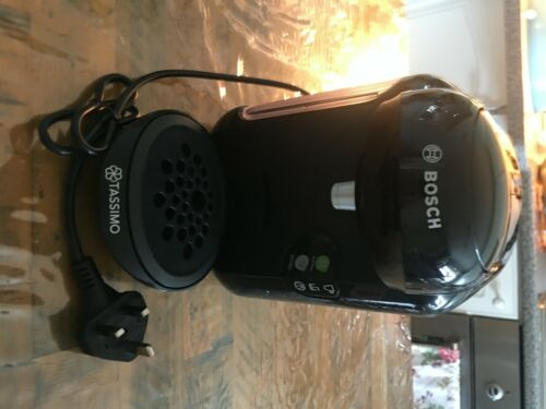 Tassimo by Bosch Vivy 2 Pod Coffee Machine - BlackDimensions (L x W x H) 29 x 2