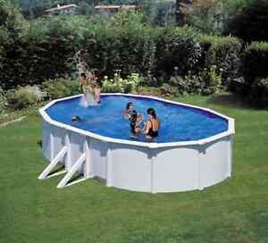 stahlwandbecken pool schwimmbecken 610 x 375 x 120 cm komplettset mit sandfilter ebay. Black Bedroom Furniture Sets. Home Design Ideas
