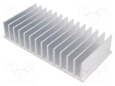300mm W 1 pcs Heatsink 190.5mm H 50mm aluminium extruded grilled L