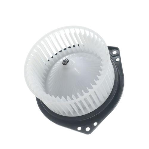 Blower Heater Motor w//Fan Cage for 05-11 Pontiac G3 Wave Wave5 Chevrolet Aveo5