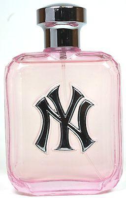 New York Yankees 3.3/3.4oz. Edp Spray For Women New & Unbox