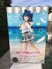 Love Live! Sunshine!! Aqours Yoshiko Tsushima SEGA Super Premium SPM Figure