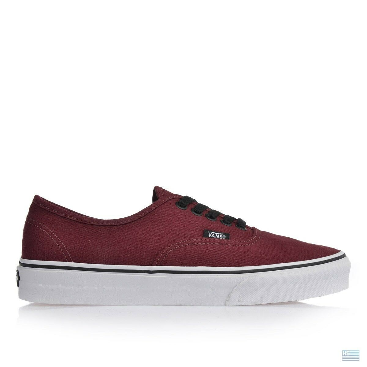 VANS AUTHENTIC BORDEAUX BORDO WEIß SNEAKERS UNISEX Gr.36- Gr.46