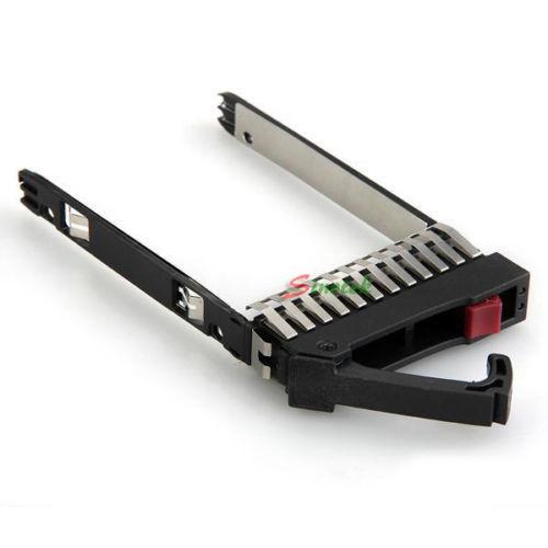 """For HP 2.5/"""" SAS//SATA Hard Drive HDD Caddy//Tray DL360//DL380 DL385//DL585 G5 G6 G7"""