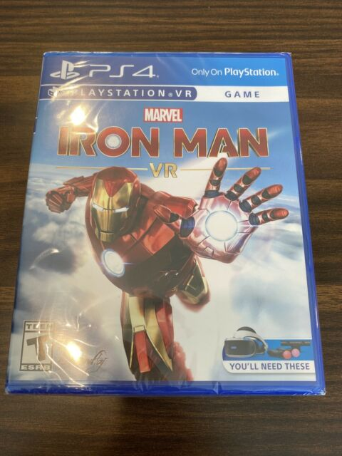 Marvel's Iron Man VR ( Playstation 4 VR / PS4 VR )