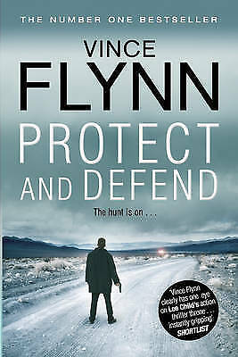 1 of 1 - Protect and Defend (The Mitch Rapp Series)-ExLibrary