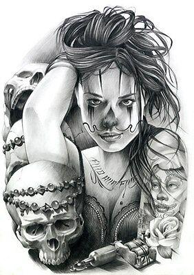 Amazon Com Dead Darkness Demons Symbole Tattoo