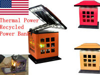 Us Candle Light Led Emergency Usb Power Saving Bank Charger Outdoor Lamp Camping
