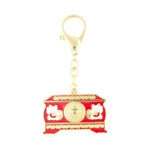 Feng-Shui Prospérité Poitrine avec Maneki Neko Amulette Porte-Clé F9vmrSzp-09120358-269634918