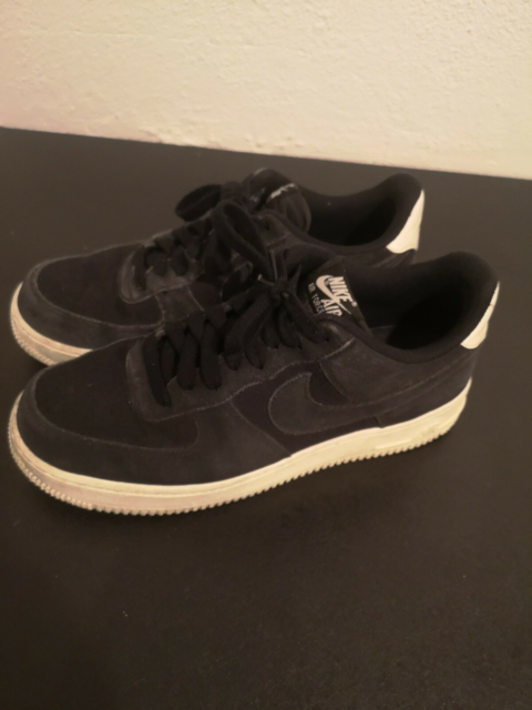 Sneakers, Nike , str. 41,  Sort,  God men brugt, Nike Air…