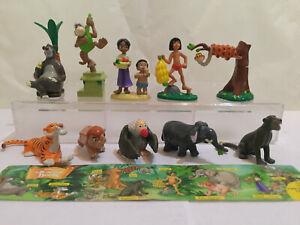 Fremdfiguren-Dschungelbuch-Komplet-Set-mit-Alle-Bpz-RK-Ruebezahl