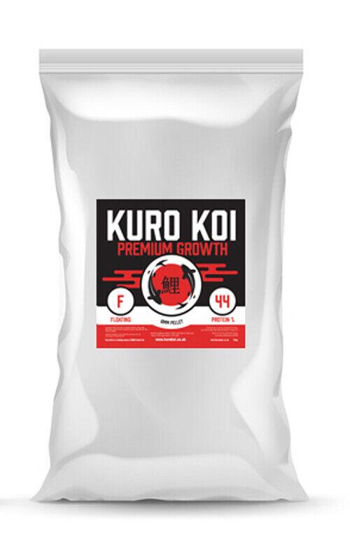 Kuro Koi - Premium Growth - 15kg - Growth Koi Fish Food Pellets