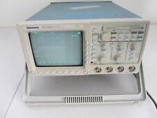Tektronix Tds460a Four Channel Digitizing Oscilloscope 400mhz 100 Mss Spc Pass
