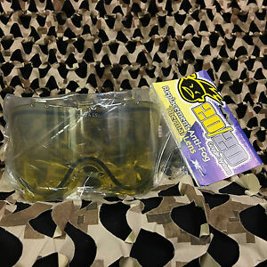 NEW Empire/Extreme Rage X-Ray & 20/20 Mask Thermal Lens - Yellow Mirror Gradient