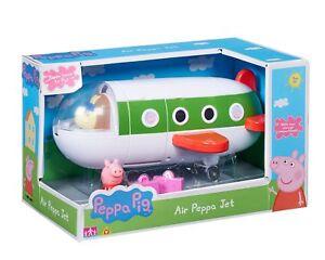 à Condition De Peppa Pig Air Peppa Jet Figure Avion Aeorplane Avion Jouet Neuf-afficher Le Titre D'origine RafraîChissant Et Enrichissant La Salive