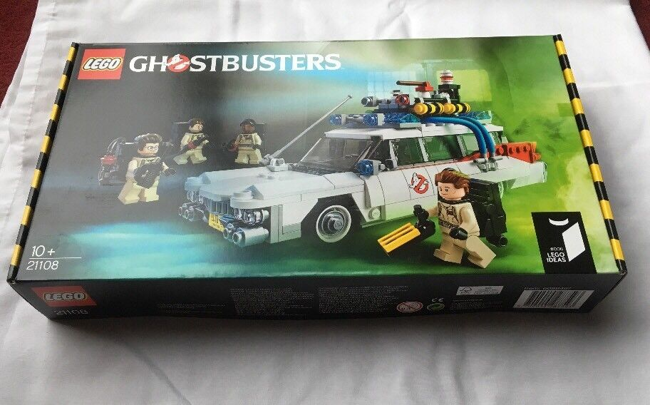 Lego Ideas Ghostbusters Ecto-1 Set 21108 21108 21108 From 2014  Brand New  500f93