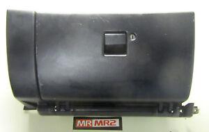 Toyota-MR2-MK2-SW20-Black-Glove-Storage-Box-Mr-MR2-Used-Parts-1989-1999
