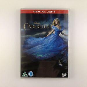 Cinderella (DVD, 2015) r