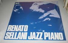 RENATO SELLANI - JAZZ PIANO - DIRE FO 333 STEREO/MONO - SEALED LP - ITALY JAZZ -