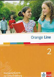 Orange Line 2: Stundenentwürfe zur Differenzierung Lehrerbuch NEU! 9783125476288 - Bremerhaven, Deutschland - Orange Line 2: Stundenentwürfe zur Differenzierung Lehrerbuch NEU! 9783125476288 - Bremerhaven, Deutschland