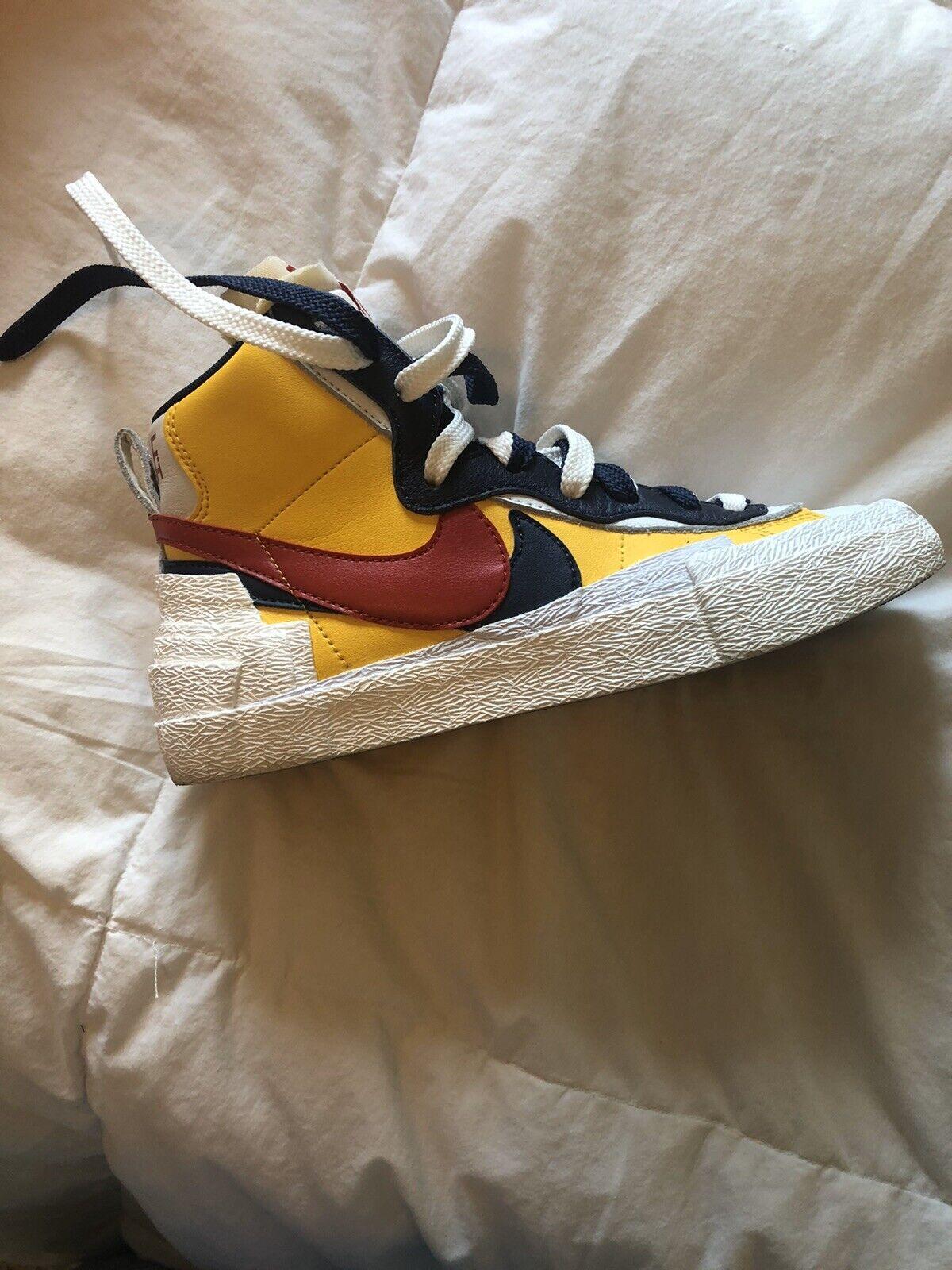 Nike Blazer X  Sacai High Snow Beach Size 5 US B… - image 1