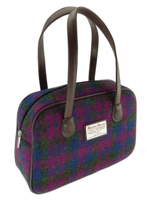 Ladies Authentic Harris Tweed Handbag LB1003 COL24